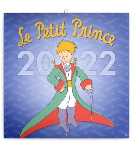 Wall calendar Le Petit Prince 2022