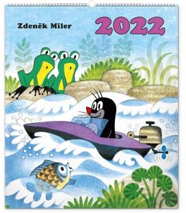Wall calendar The Little Mole 2022