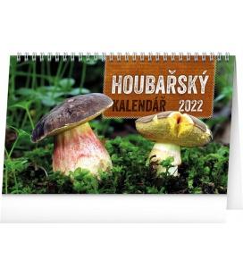 Table calendar Mushrooms 2022