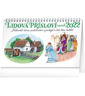 Table calendar Words of Wisdom II. -  Kamila Skopová 2022