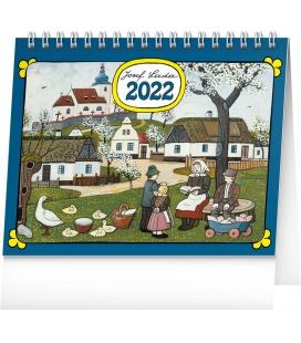 Table calendar Josef Lada – Children 2022