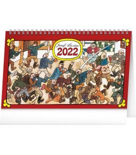 Table calendar Josef Lada – In the Countryside 2022