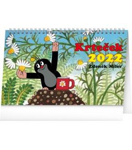 Table calendar The Little Mole 2022