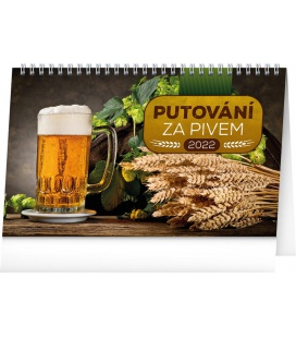 Table calendar Beer Destinations 2022