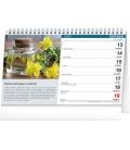Table calendar Herbs and Tea 2022