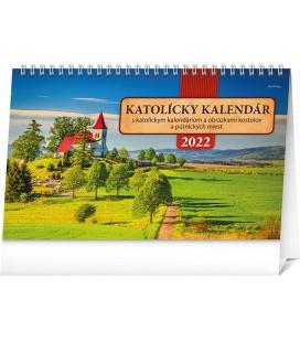 Table calendar Catholic calendar 2022