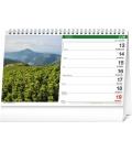 Table calendar Tatras 2022