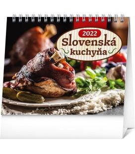 Table calendar Slovak Cuisine 2022