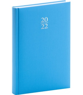 Daily diary A5 Capys 2022