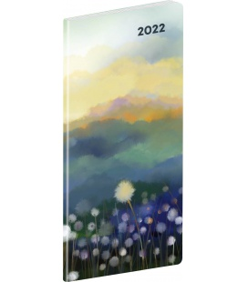 Monthly Pocket Diary planning Landscapes  SK 2022
