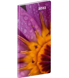 Monthly Pocket Diary planning Detail SK 2022