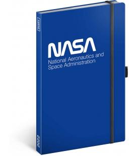 Weekly diary A5 NASA 2022