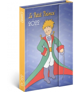 Magnetic weekly diary Le Petit Prince – Prince 2022