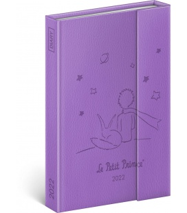 Magnetic weekly diary Le Petit Prince – Planet 2022