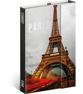 Magnetic weekly diary Paris 2022