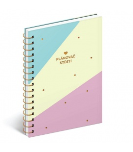 Daily diary Happiness planner – undated 2022