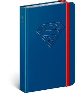 Notebook pocket Superman – Logo, lined 2022