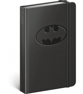 Notebook pocket Batman – Logo, lined 2022