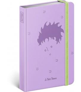 Notebook pocket Le Petit Prince – Boy, lined 2022