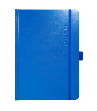 Daily Diary A5 721 Balacron NAXOS blue, blue 2022