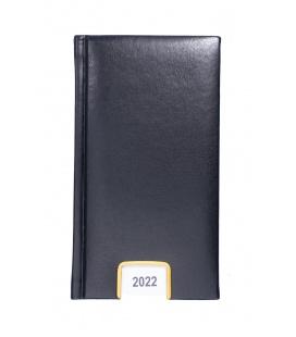 Daily Diary 809 (98x183) Memory black 2022