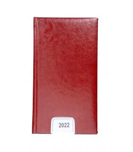Daily Diary 809 (98x183) Nebraska brown 2022