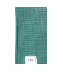 Daily Diary 809 (98x183) JAZZ green 2022