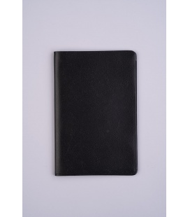 Diary - Planning monthly notebook 919 PVC black 2022