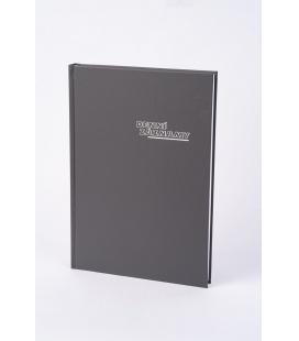 Diary - Daily Notes A4 UNI Balacron  2022