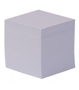 Notepad - CUBE 9x9x9 cm papír bílý 2022