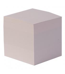 Notepad - CUBE 9x9x9 cm papír krémový 2022
