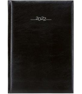 Daily Diary A4 Titan black 2022