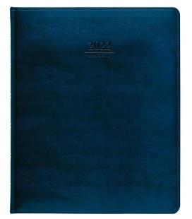 Diary President weekly A4 Atlas blue 2022