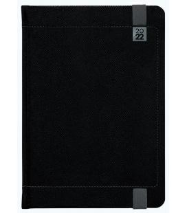 Daily Diary A5 Inverso black, grey 2022