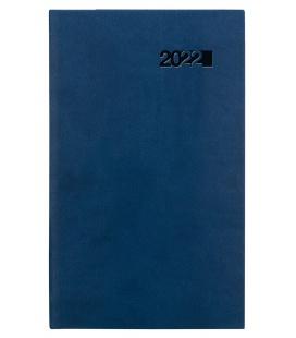 Weekly Pocket Diary Viva blue (Triton) 2022