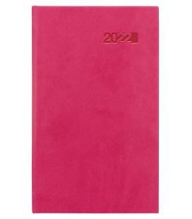 Weekly Pocket Diary Viva pink (Gaia) 2022