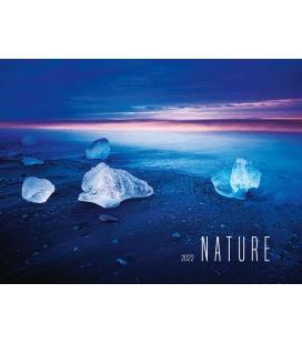 Wall calendar Nature 2022