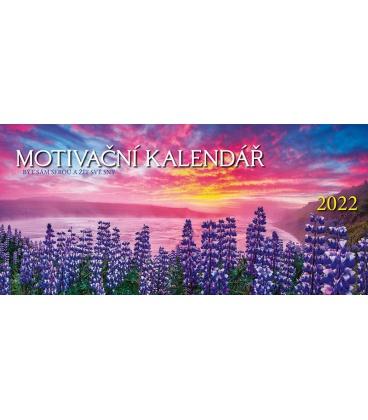 Table calendar Motivační 2022