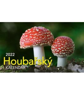 Table calendar Houbařský kalendář 2022