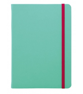 Notepad G-Notepad no.3 - mint, red 2022