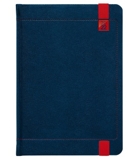Daily Diary A5 slovak Inverso blue, red 2022