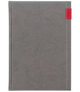 Daily Diary A5 slovak Joy grey, red 2022