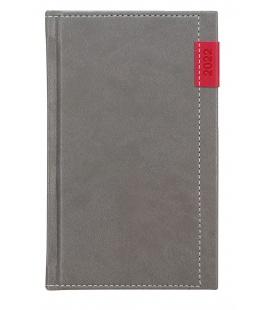 Weekly Pocket Diary slovak Joy grey, red 2022
