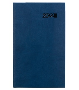 Weekly Pocket Diary slovak Viva blue (Triton) 2022