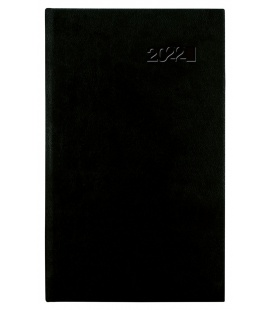 Weekly Pocket Diary slovak Viva black (Péleus) 2022