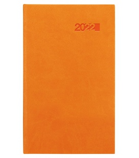 Weekly Pocket Diary slovak Viva orange (Juliet) 2022