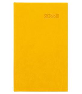 Weekly Pocket Diary slovak Viva yellow (Theia) 2022
