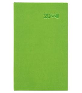 Weekly Pocket Diary slovak Viva green (Lacerta) 2022
