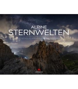 Wall calendar Alpine Sternwelten Kalender 2022