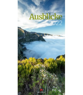 Wall calendar Ausblicke Kalender 2022